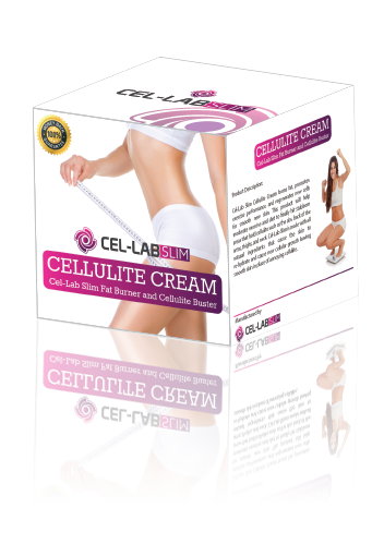 Cel-Lab Slim's Slimming Cream Available Only onAmazon